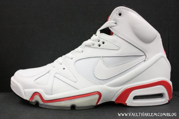 Nike Air Hoop Structure
