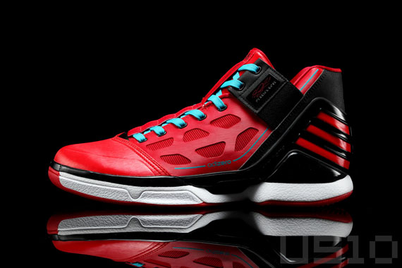 sports shoes 9eff5 b0f4a Related posts Adidas AdiZero Rose 1.5 · Adidas adiZero Rose 2.5 Playoff  Edition ...