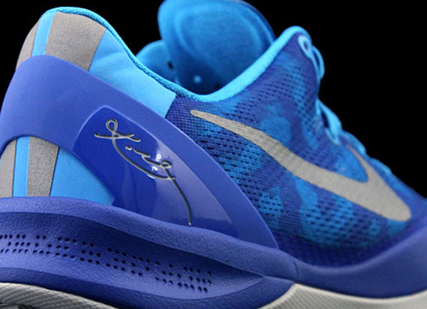 scarpe basket nike blu