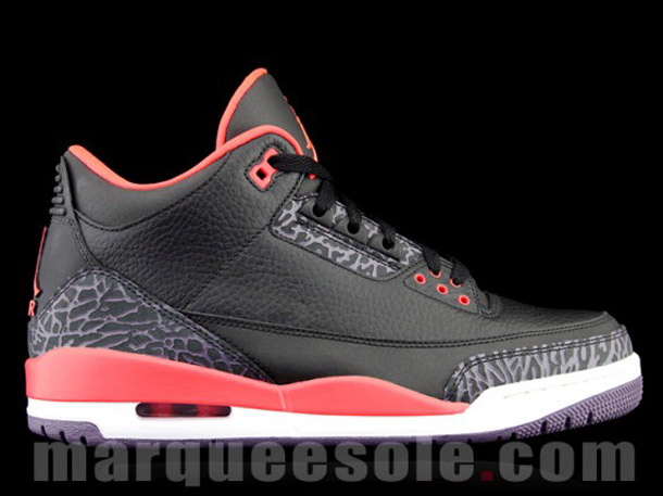Jordan Rosse E Nere Flight